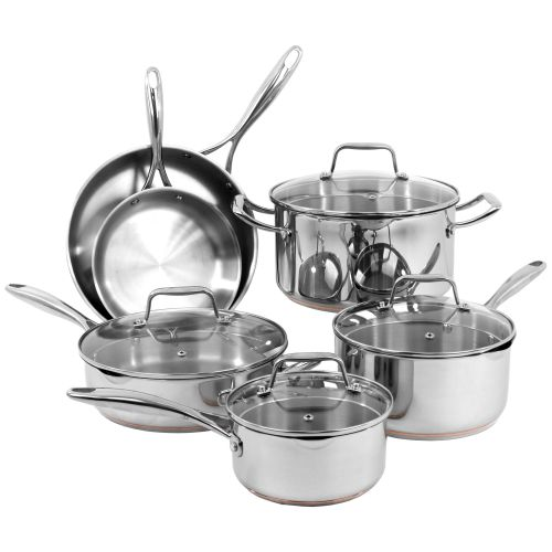 10PC STAINLESS STEEL SET (#35001)