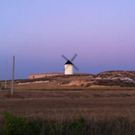 Molino de Villamayor de Santiago