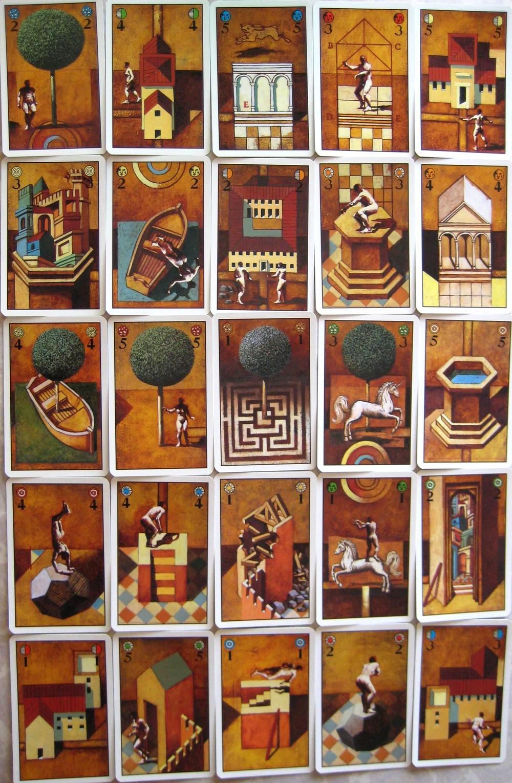 Via vitae - Las 25 cartas