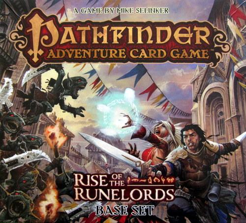 Portada de Pathfinder