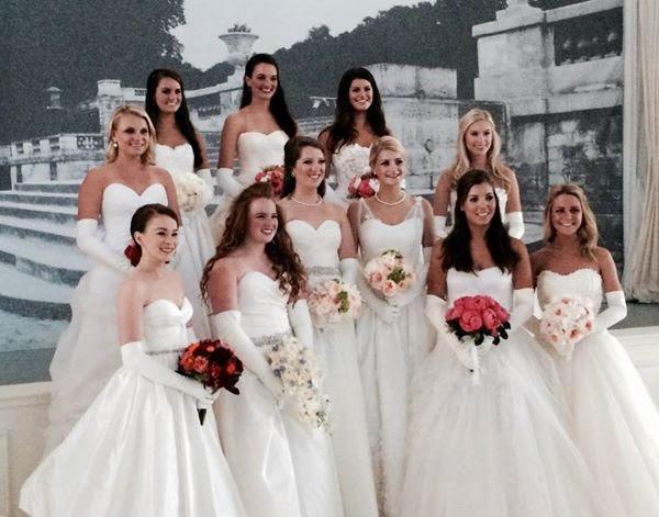 Steeplechase Debutantes 2014