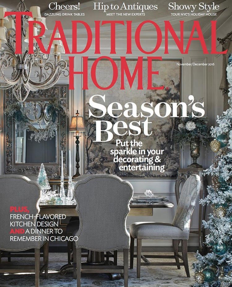 time getting their home festive for the holidays and ready for this more than fabulous christmas season that we are beginning happy thursday everyone - Traditional Home Christmas Decor