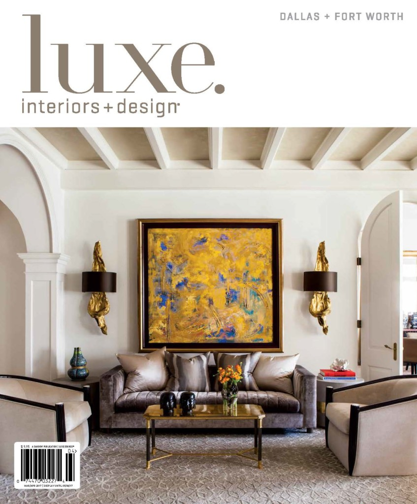 Wonderful Article On Color As Seen In Luxe Magazine Kay Genua