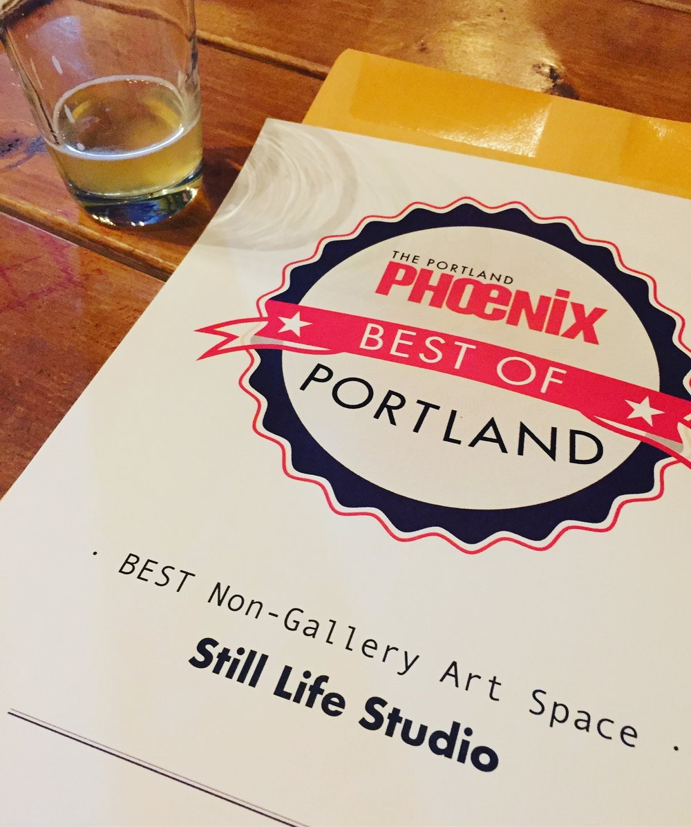 Best of Portland Award