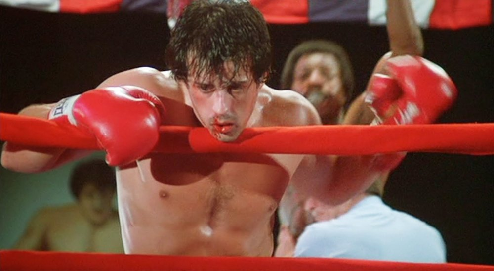 Rocky 1976 © United Artists