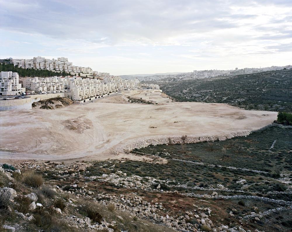 Thomas Struth - Har Homa, East Jerusalem, 2009