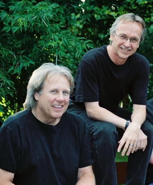 John Hutson & Monk Rowe