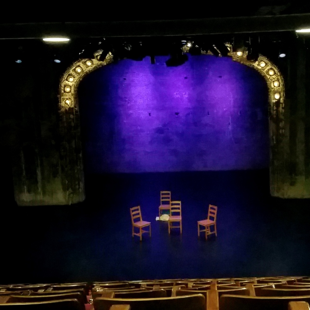 The Southern Theater During One Minute Play Festival