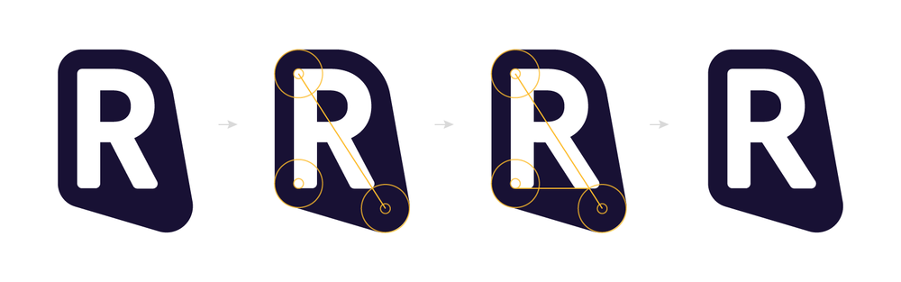 Refining the R leg angle