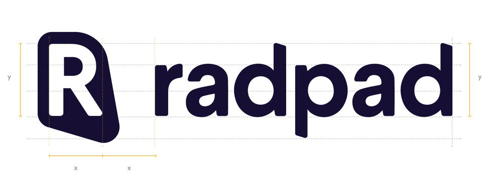Refining logo lockup spacing