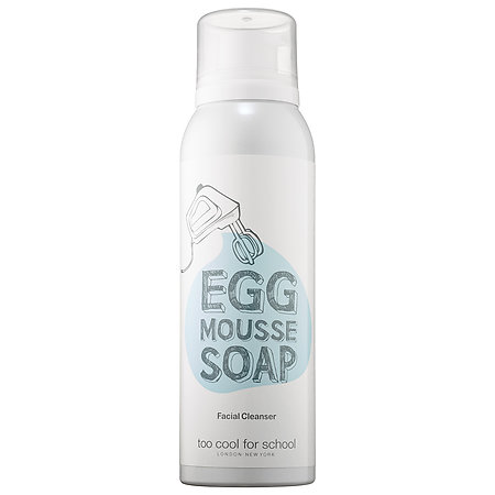 EGG - Mousse Soap - Facial Cleanser
