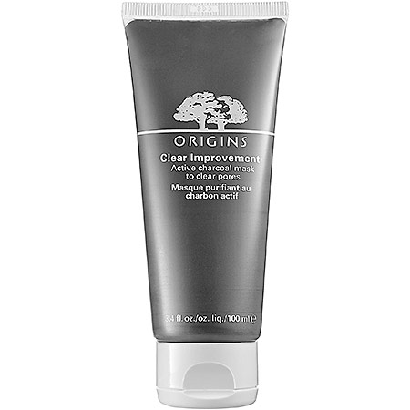 ORIGINS - Clear Improvement Active Charcoal Mask (to clear le nasty  pores)