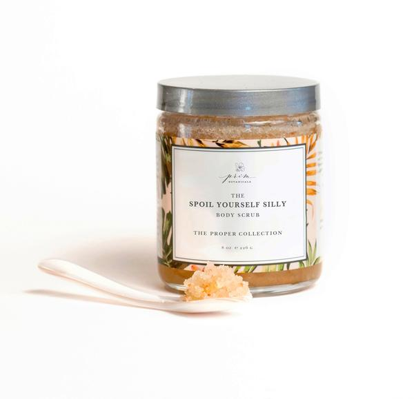 PRIM BOTANICALS - The Spoil Yourself Silly Body Scrub
