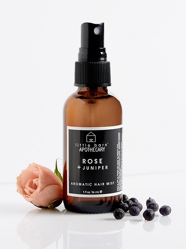 LITTLE BARN APOTHECARY FOR FREE PEOPLE - Hair Mist (Rose and Juniper