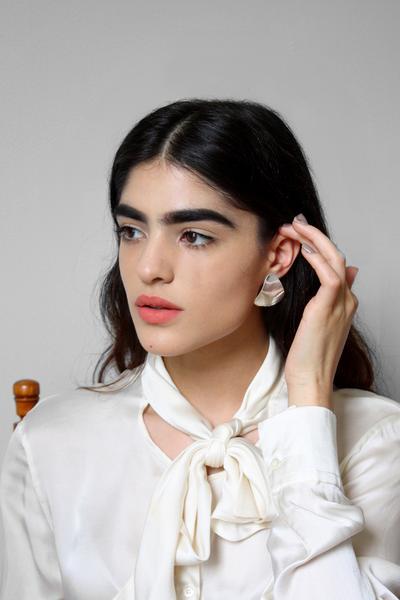 Trine Earings - Young Frankk