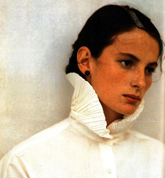 《世界时装之苑》九月,1988 -