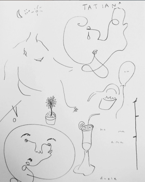 画名: - 《月亮桶》