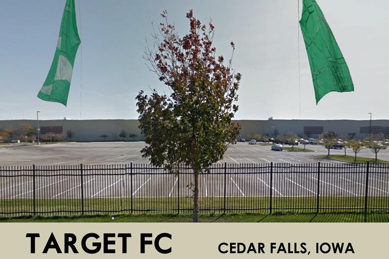 Postcard - Target Fufillment Center