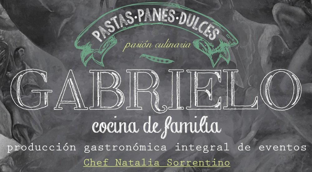En este episodio hablamos con Natalia Sorrentino acerca de su vida, su amor por la cocina y de su proyecto Gabrielo