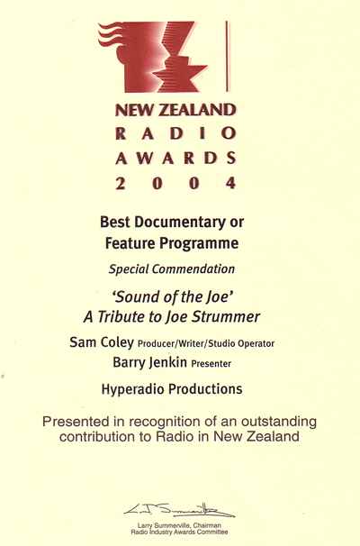 NZ Radio Awards