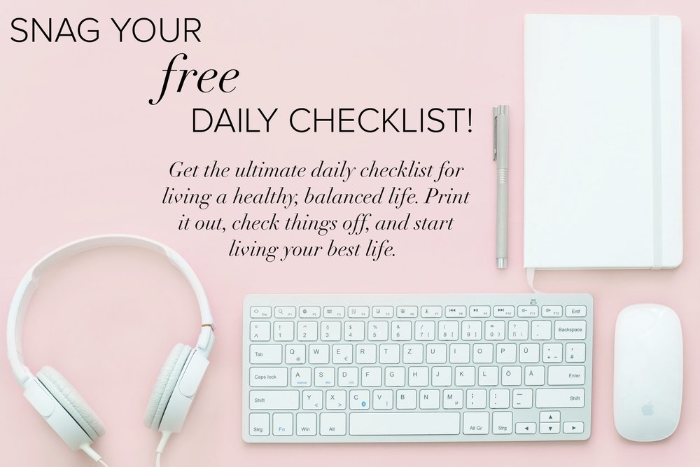 daily-healthy-checklist
