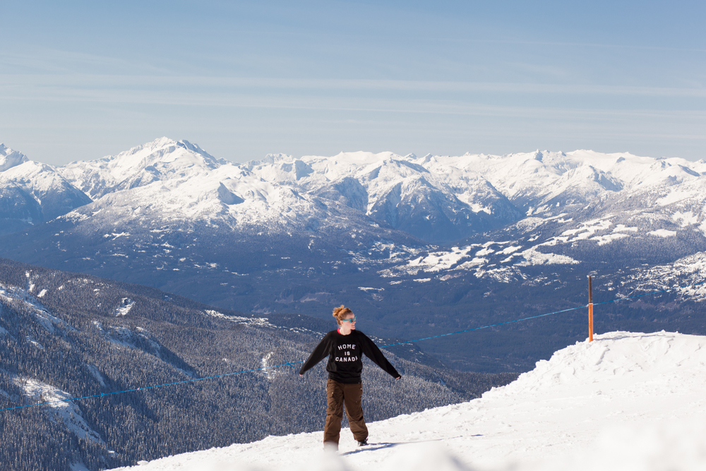 Whistler Mountain Peace Collective