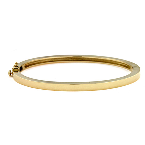 for amazon wide tone head women screw i com steel bracelet bangle oval gold bangles link stainless