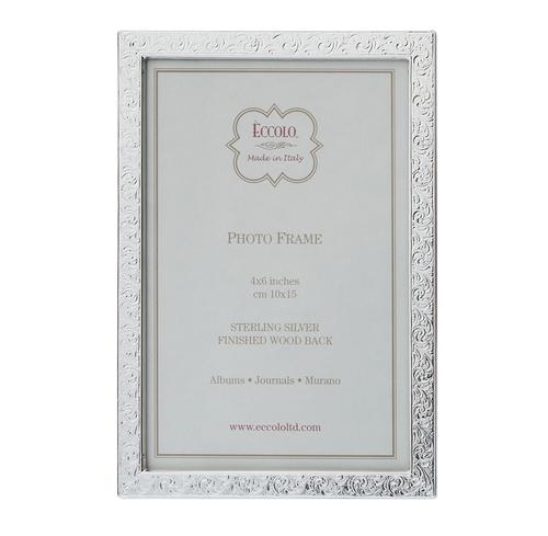 Sterling Silver Frames — Eccolo Ltd.