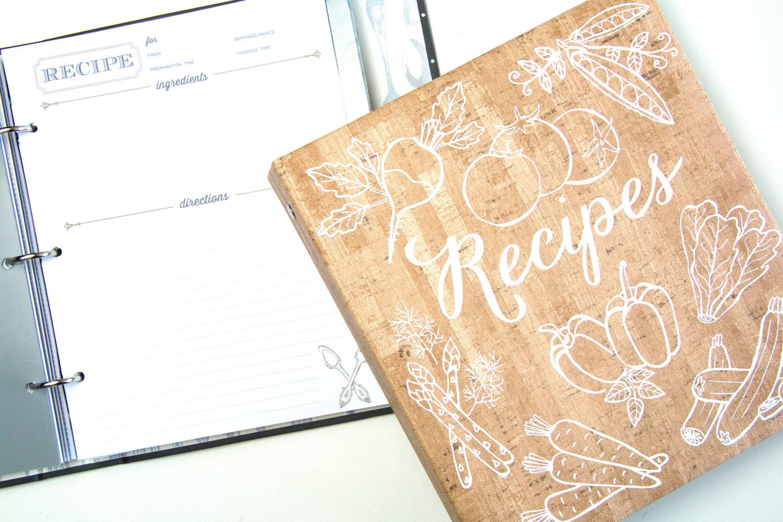 recipe books eccolo ltd