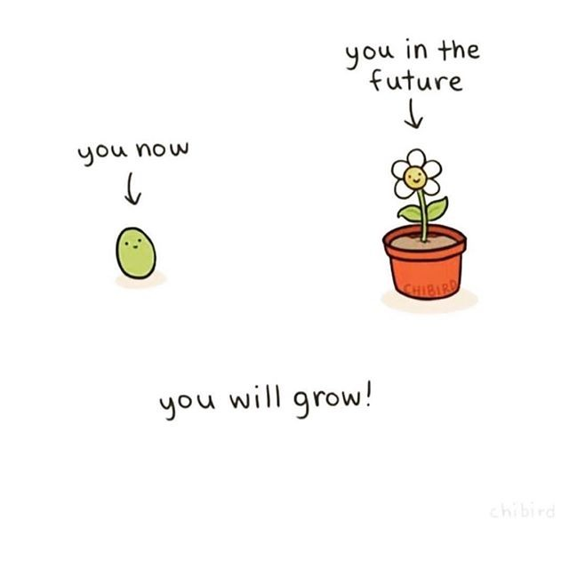 ☀️Patience our friends. A little water and sunlight will take you beyond your wildest dreams. 🌱 ( #📷 @majesticsoulvibes ) . . . #growth #selflove #eccoloworld #selfcare #inspiration