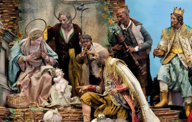 Buon Natale Napoletano.Dal Chiostro Buon Natale E Buon Anno Nuovo 2019 Monastero San