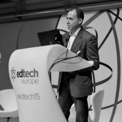 Dan Sandhu, Keynote at EdTech Europe