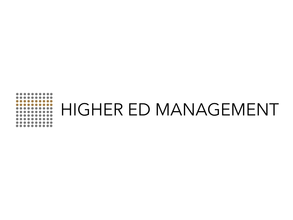 HIGHER ED MANAGEMENT