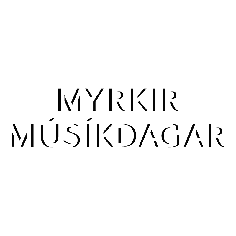 OPNUN MYRKRA MÚSÍKDAGA // OPENING OF DARK MUSIC DAYS   17.00 Norðurbryggja, Harpa