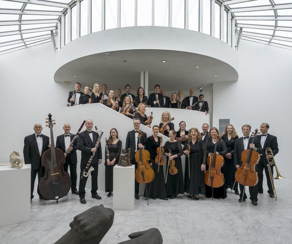 Kammersveit Reykjavíkur // Reykjavik Chamber Orchestra  21:00 Norðurljós