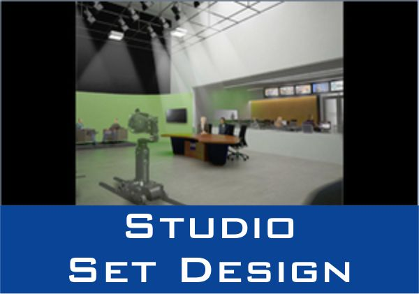 Studio Set Design