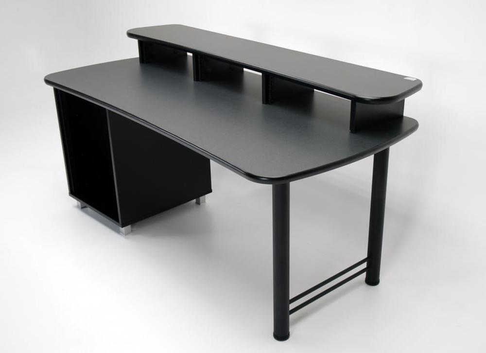 UNISET PRO-EDIT Dual Height Desk 72 w/ Rack $2,250.00