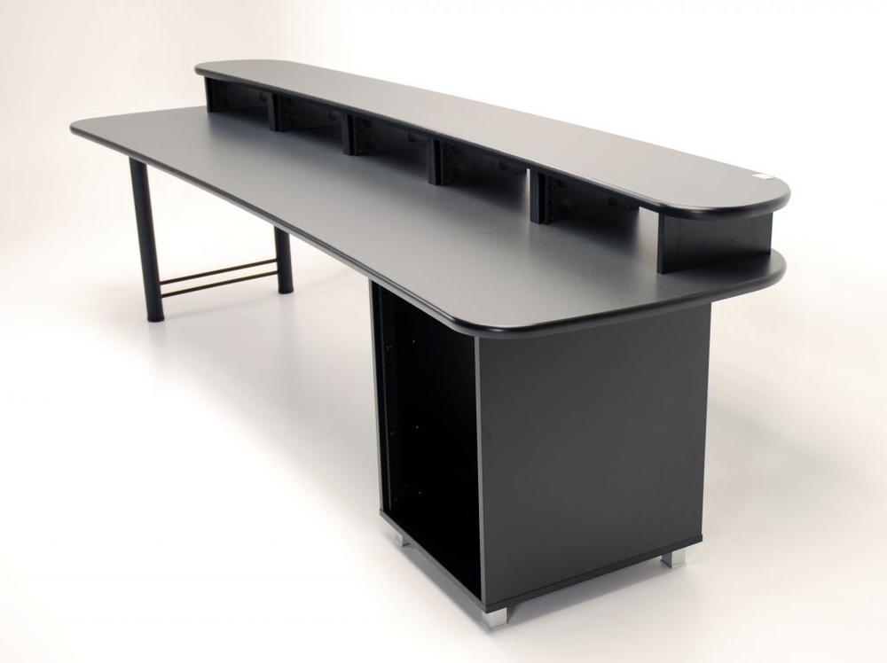 UNISET PRO-EDIT Dual Height Desk 115 w/ Rack $2,900.00