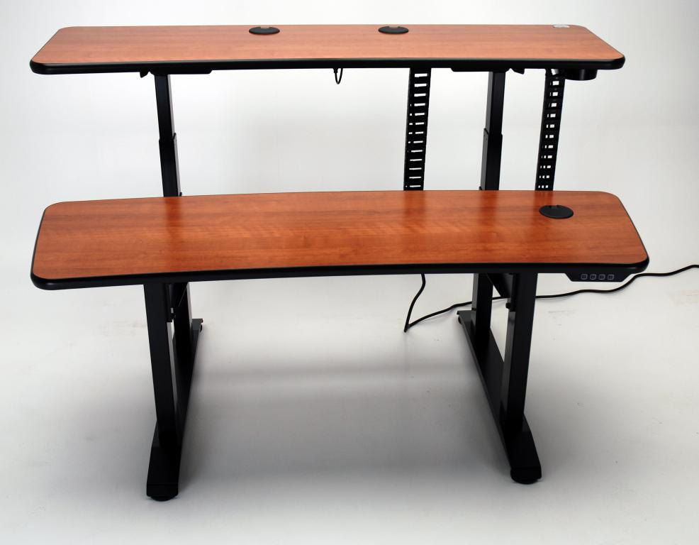 Ergo Duet 62 desk with monitor section raised.jpg