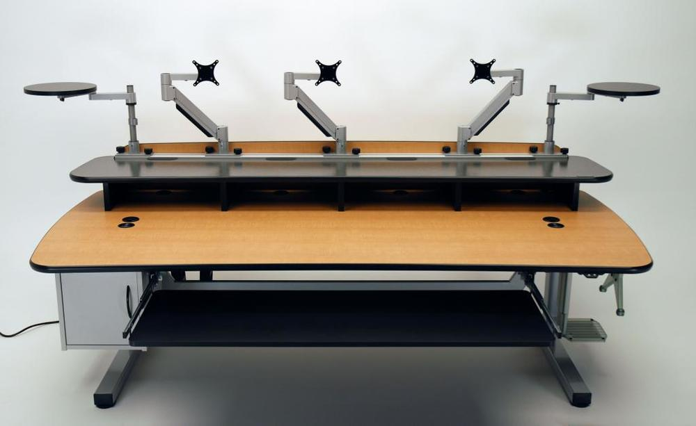 Height adjustable music production desk.jpg