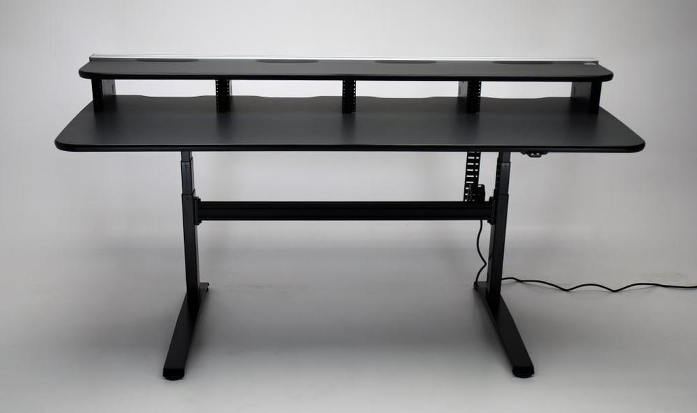 UNISET PRO-EDIT Ergonomic Dual Height Desk 83 $1900.00