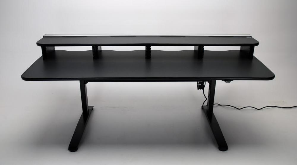 UNISET PRO-EDIT Ergonomic Work Station W/ Bridge Desk $2,900.00
