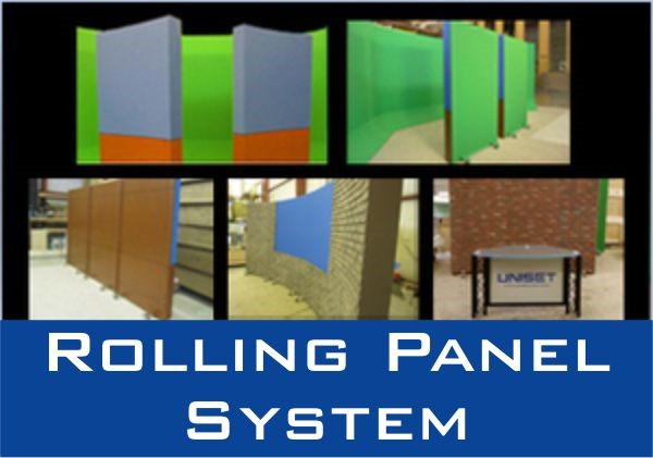Rolling Panel Systems