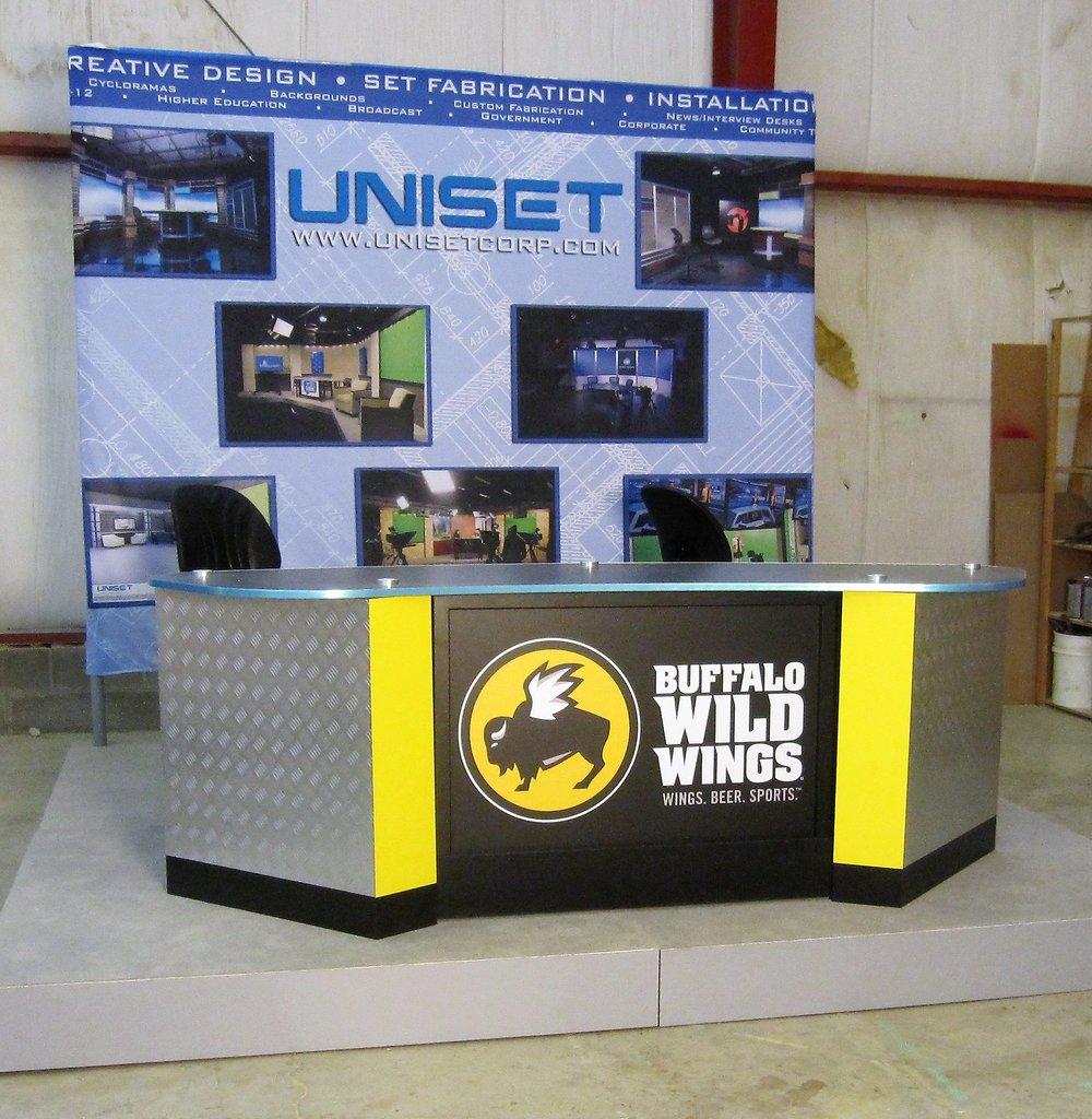 Buffalo Wild Wings desk.JPG