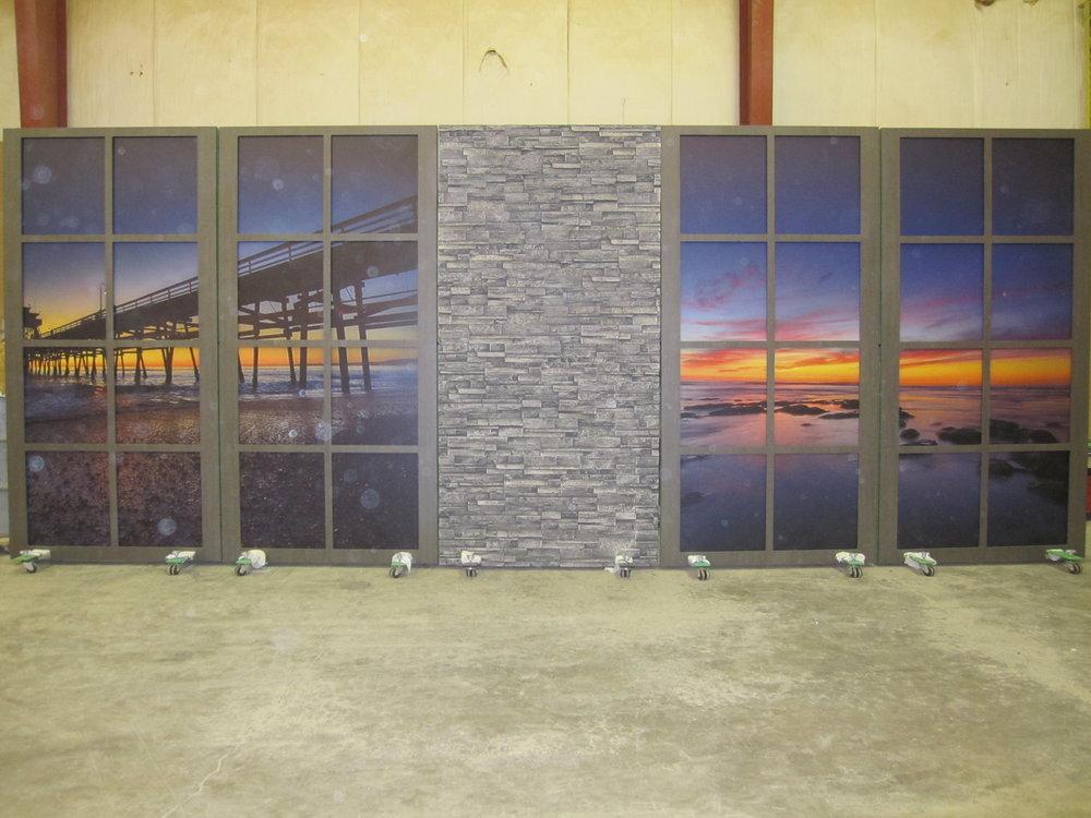 Scenic Overlay Panels