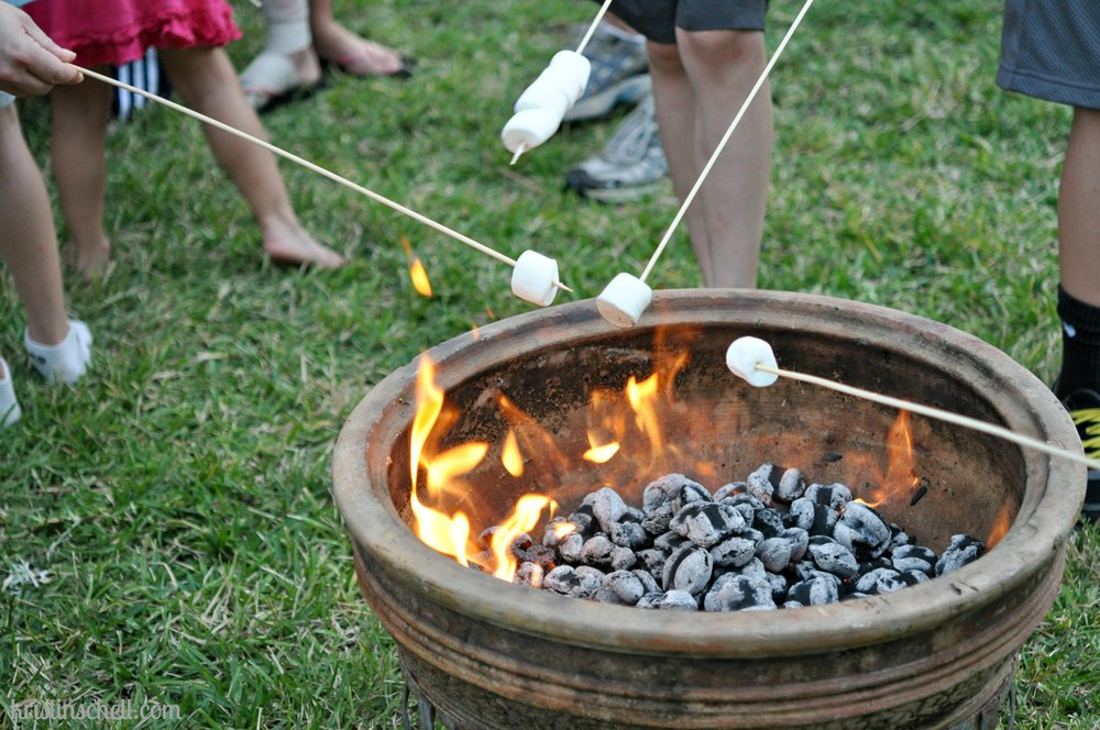 S'mores Stations