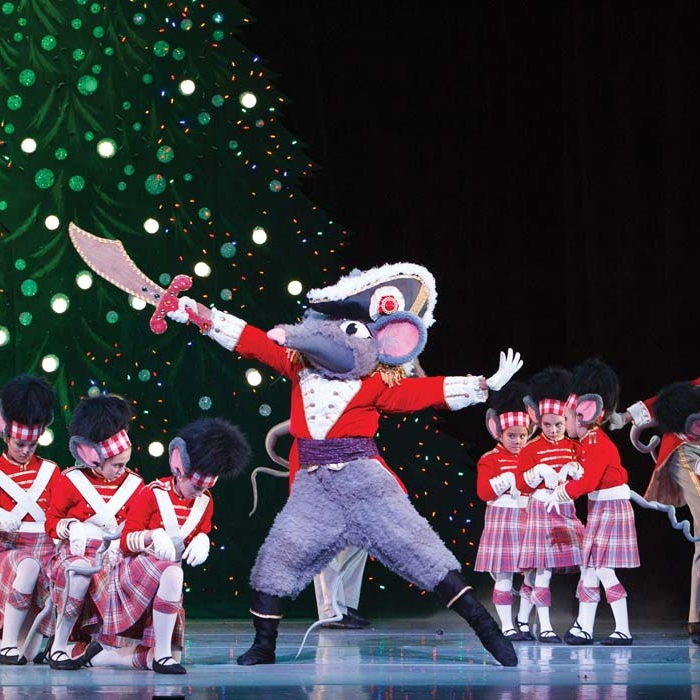 2 PM - 4 PM - Mouse King and The Nutcracker from Nashville ballet