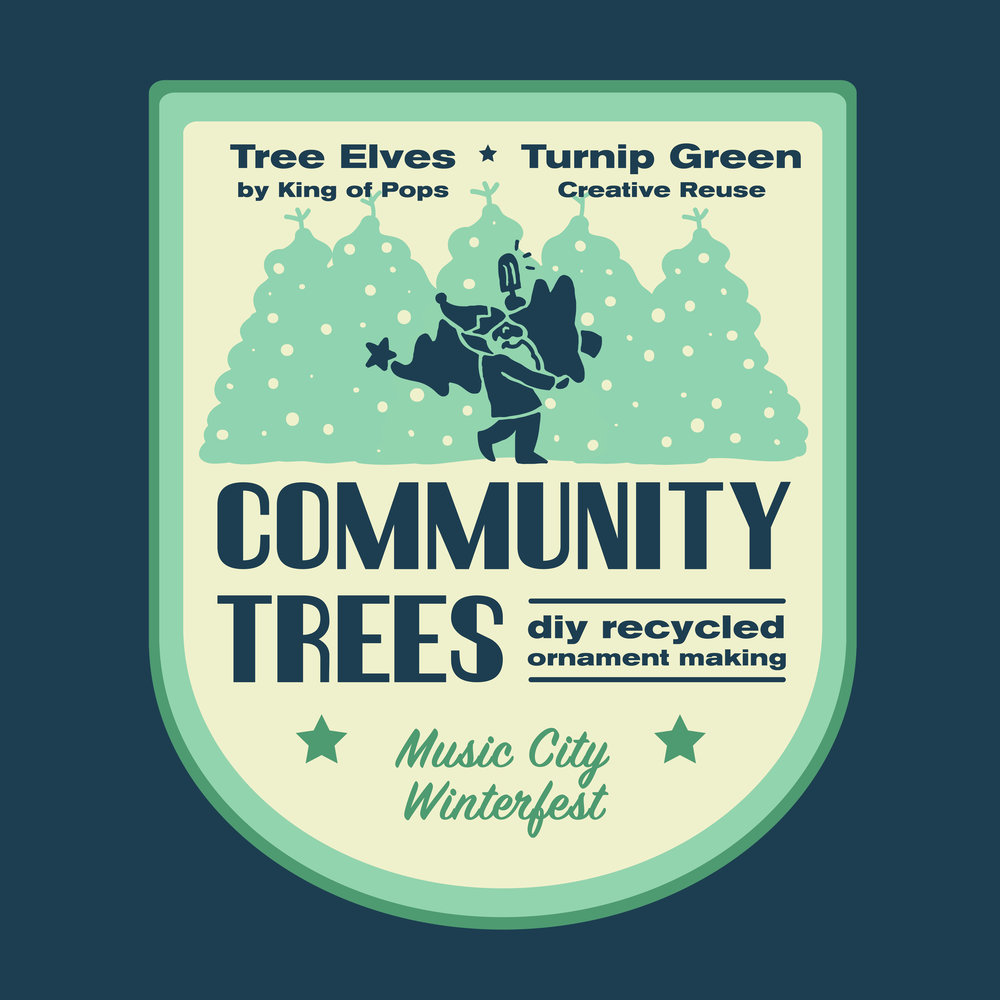 King of Pops Community Trees
