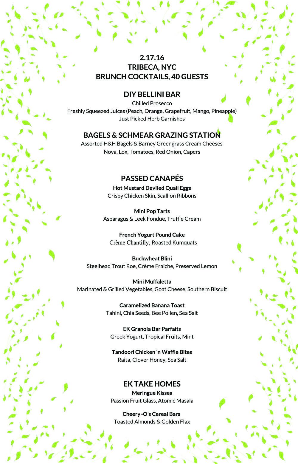 baby shower brunch menu finaljpg