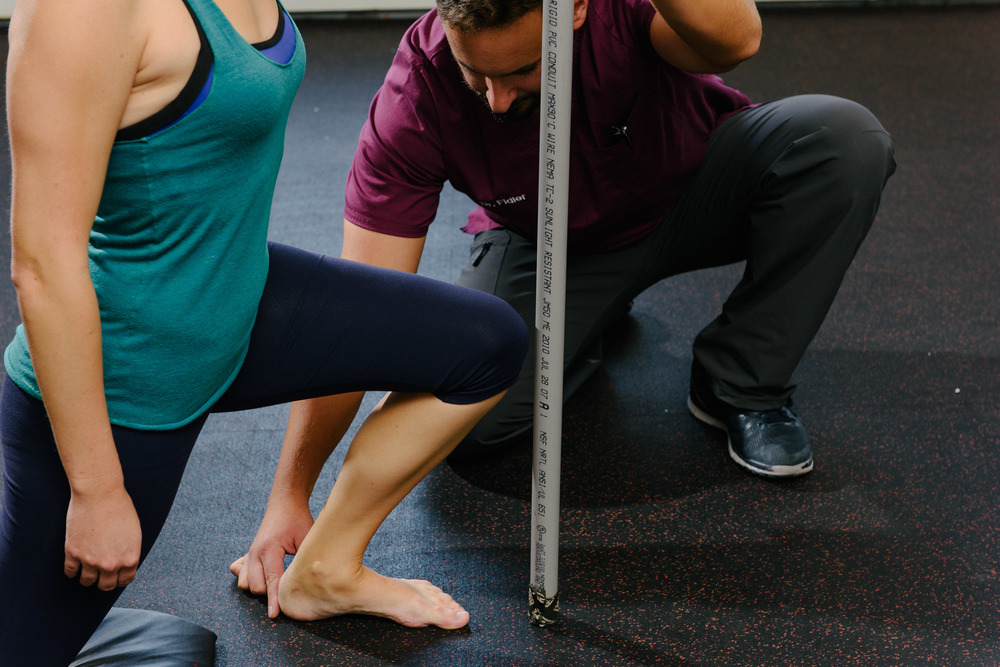 SFMA movement assessment at Functional Rehab